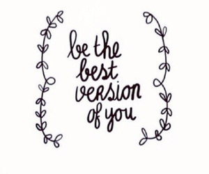 be, the, and version image