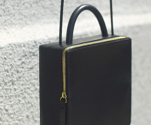 bag, black, and fashion image