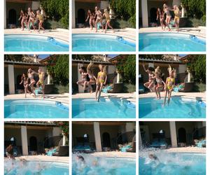 cool, nice, and swim image