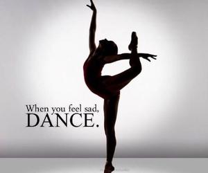 dance, feel, and life image