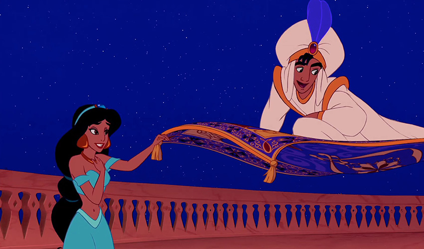 When Disney Princes Are Adorably Nervous Oh My Disney