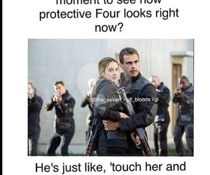 four, protective, and tris image