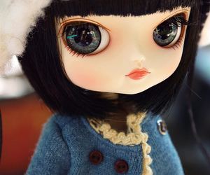 baby, doll, and pullip image