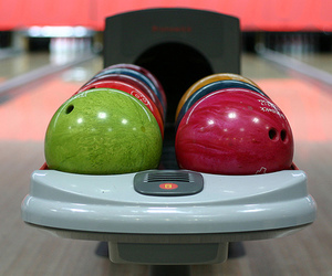 bowling and photography image