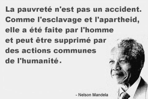 Citations De Nelson Mandela Uploaded By Nas On We Heart It