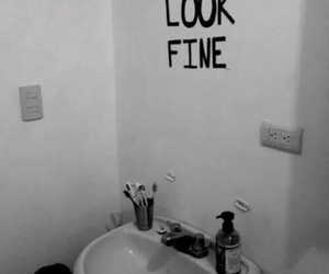 mirror, fine, and look image