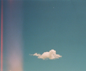sky, clouds, and blue image