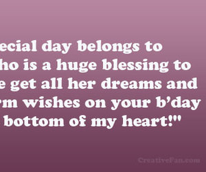 birthday, Dream, and friend image