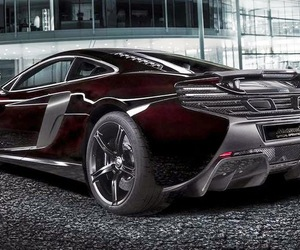 coupe, concept cars, and mclaren image
