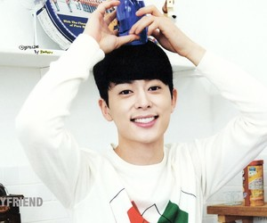 boyfriend, leader, and donghyun image