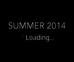 summer, 2014, and loading image