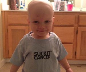cancer, baby, and child image