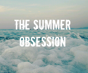 band, ocean, and summer image