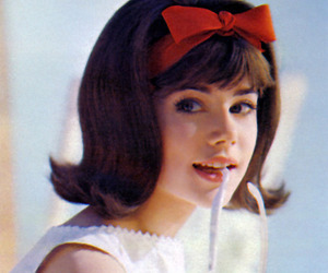 girl, vintage, and 60s image