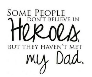 dad, forever, and hero image