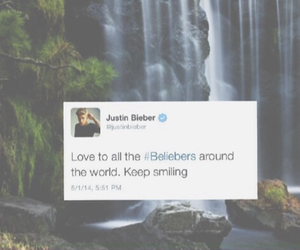 headers, twitter, and justin bieber image