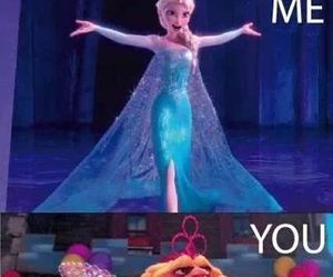 frozen, me, and you image