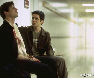 brian, michael, and Queer as Folk image