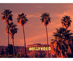 hollywood and love image