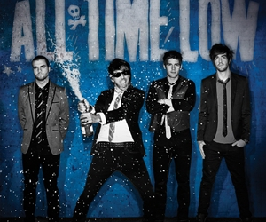 all time low, dirty work, and alex gaskarth image