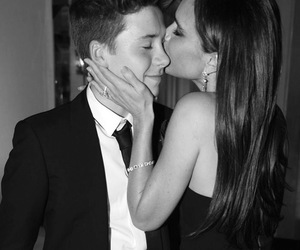 victoria beckham, brooklyn beckham, and beckham image