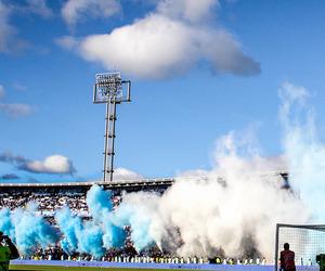 azul, bogota, and millonarios image