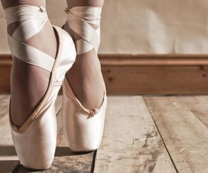 ballet, pretty, and smile image