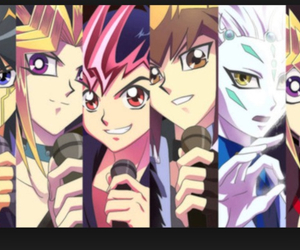 anime, music, and yu-gi-oh image