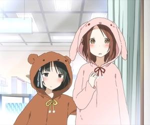 anime, kawaii, and love image