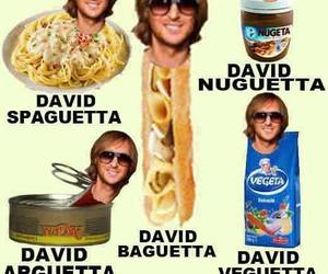 funny and david guetta image