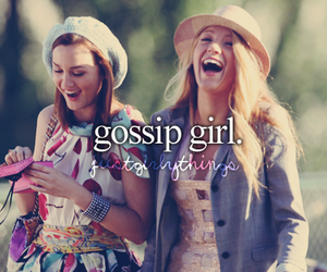 gossip girl, friends, and blake lively image