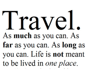 travel and life image