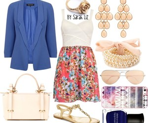 business casual, fashion, and girly image