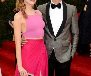 emma stone, andrew garfield, and couple image