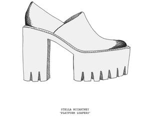 fashion and shoe image