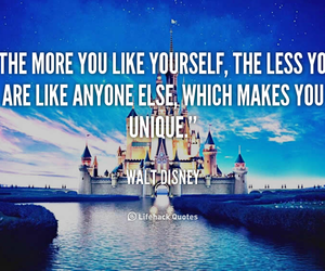 castle, quotes, and disney image