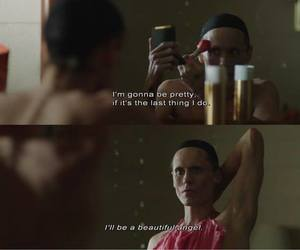 jared leto, movie, and dallas buyers club image