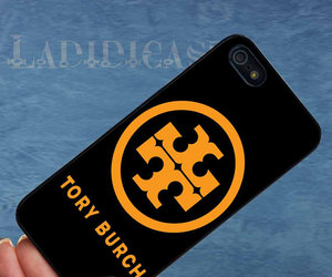 Logo, iphone 4 4s 5 5s 5c, and tory burch image