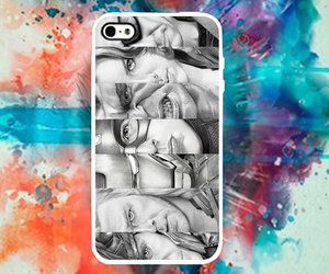 black and white, samsung galaxy s3 s4 case, and design image