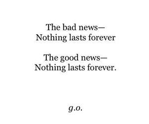 quotes, forever, and good image