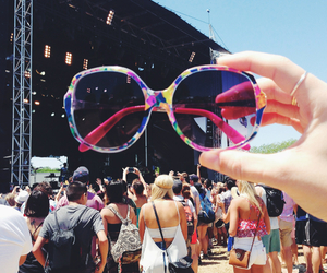 music, summer, and fest life image
