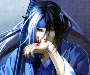 anime and hakuouki image