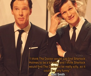 bbc, doctor who, and matt smith image