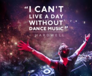 dance, music, and hardwell image