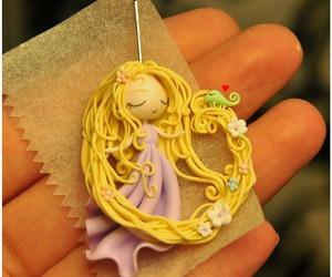 disney, fimo, and handmade image