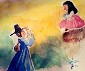 arang and the magistrate and korean drama fanart image