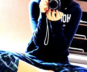 camera, photography, and hollister image