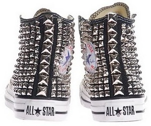 converse, studs, and all star image