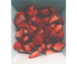 berries, summer, and fitness image