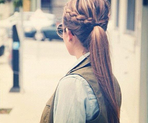 braid, Chick, and fashion image
